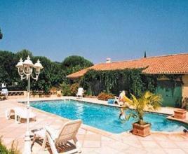Vakantiehuis in Ramatuelle met zwembad, in Provence-Côte d'Azur.