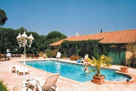 Ferienhaus in  Ramatuelle, Provence-Côte d'Azur - Fewo und Schwimmbad
