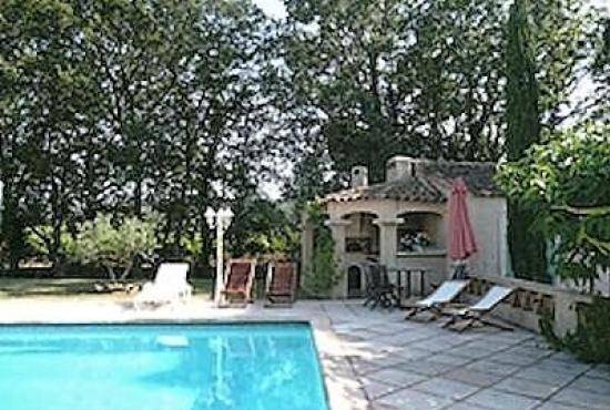 Ferienhaus in  Ramatuelle, Provence-Côte d'Azur - Schwimmbad und Außenküche