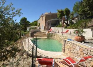 Vakantiehuis met zwembad in Provence-Côte d'Azur in Pontevès (Frankrijk)