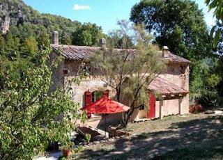 Vakantiehuis met zwembad in Provence-Côte d'Azur in Salernes (Frankrijk)