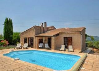 Vakantiehuis in Vidauban met zwembad, in Provence-Côte d'Azur.
