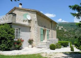 Casa vacanze in Brantes, in Provence-Côte d'Azur.