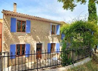 Vakantiehuis in Villes-sur-Auzon met zwembad, in Provence-Côte d'Azur.