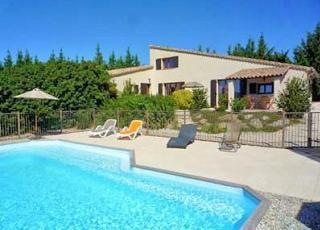 Holiday house with pool in Provence-Côte d'Azur in Malaucène (France)