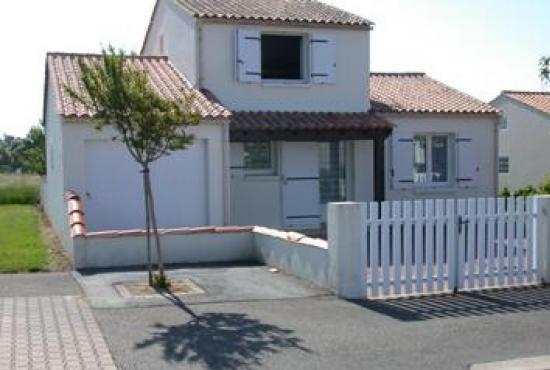 Vakantiehuis in Saint-Vincent-sur-Jard, Loire - Het huis