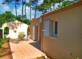 Vakantiehuis in Jard-sur-Mer aan zee, in Loire.