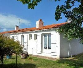 Vakantiehuis in Loire in Saint-Vincent-sur-Jard (Frankrijk)