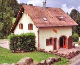 Vakantiehuis in Lotharingen in Tendon (Frankrijk)