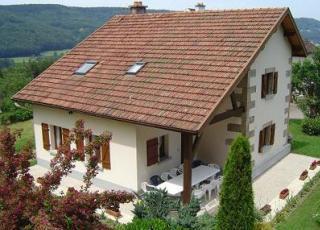 Vakantiehuis in Lotharingen in Le Val-d'Ajol (Frankrijk)