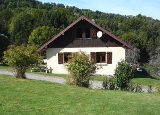 Chalet in Lotharingen in Saulxures-sur-Moselotte (Frankrijk)