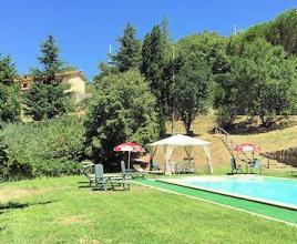 Villa with pool in Tuscany in Staggiano (Italy)