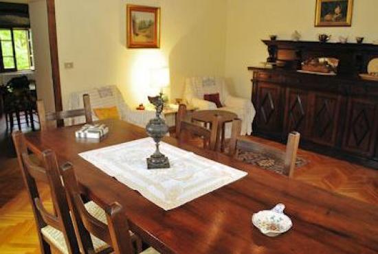 Holiday house in Ossaia, Tuscany - Livingroom