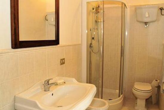 Holiday house in Ossaia, Tuscany - Bathroom