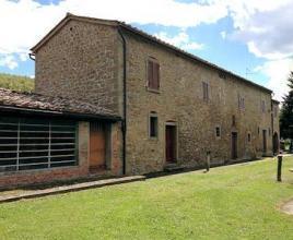 Vakantiehuis in Cortona, in Toscane.