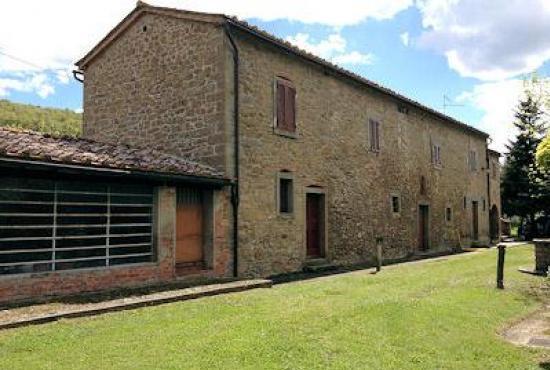 Vakantiehuis in Ossaia, Toscane - Het huis
