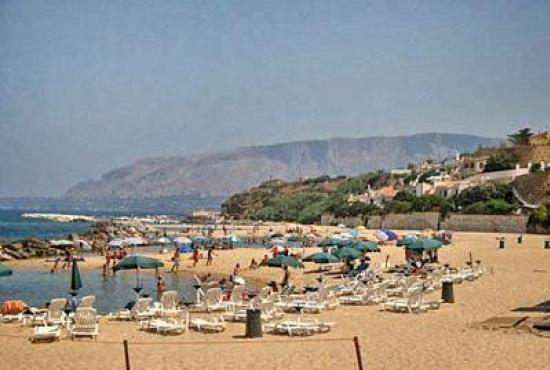 Location de vacances en Trappeto, Sicile - Plage