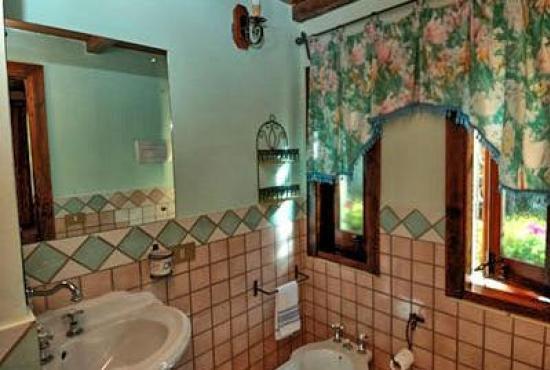 Location de vacances en Trappeto, Sicile - Salle d'eau/salle de bains