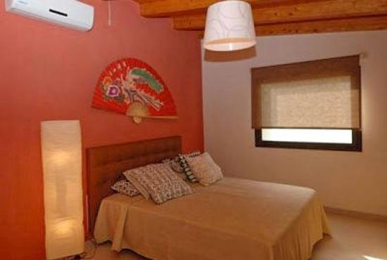 Holiday house in Trappeto, Sicily - Bedroom