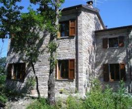 Ferienhaus in Varsi, in Emilia Romagna.