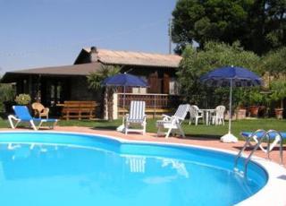Vakantiehuis met zwembad in Umbrië in Tordibetto (Italië)