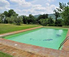 Location de vacances avec piscine en Ombrie en Monte Castello di Vibio (Italie)