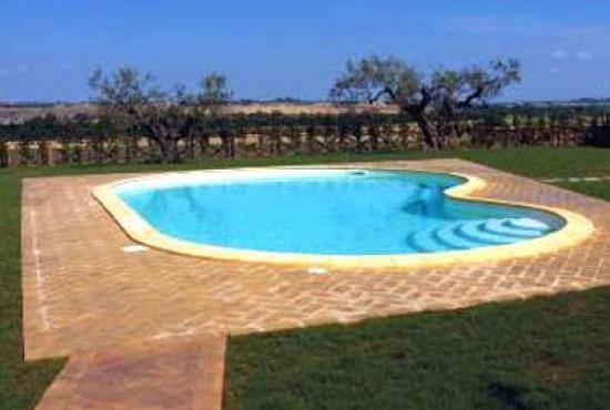 Vakantiehuis in Paciano, Umbrië - Zwembad