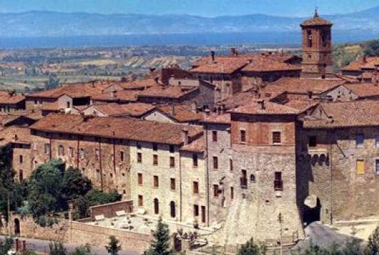 Vakantiehuis in Paciano, Umbrië - Paciano