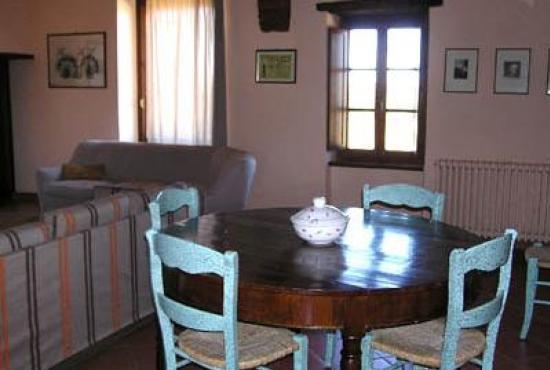 Vakantiehuis in Paciano, Umbrië - Eethoek