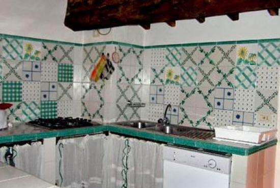 Vakantiehuis in Paciano, Umbrië - Keuken