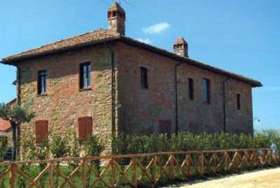 Vakantiehuis in Paciano, Umbrië - Het huis