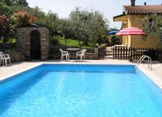 Vakantiehuis met zwembad in Umbrië in Sant'Arcangelo (Italië)