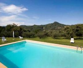 Vakantiehuis met zwembad in Emilia Romagna in Brisighella (Italië)