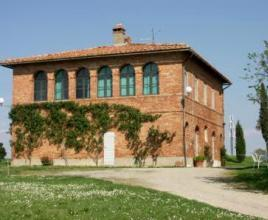 Holiday house in Tuscany in San Quirico d'Orcia (Italy)