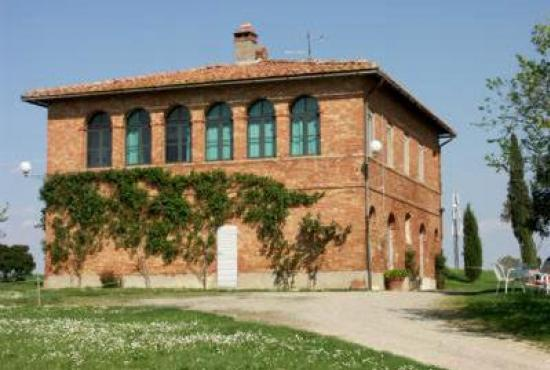 Holiday house in San Quirico d'Orcia, Tuscany - The house
