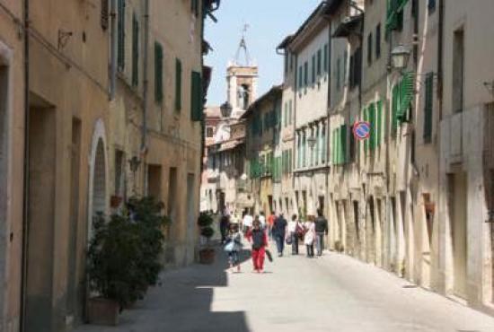 Holiday house in San Quirico d'Orcia, Tuscany - San Quirico d'Orcia