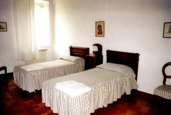 Holiday house in San Quirico d'Orcia, Tuscany - Bedroom