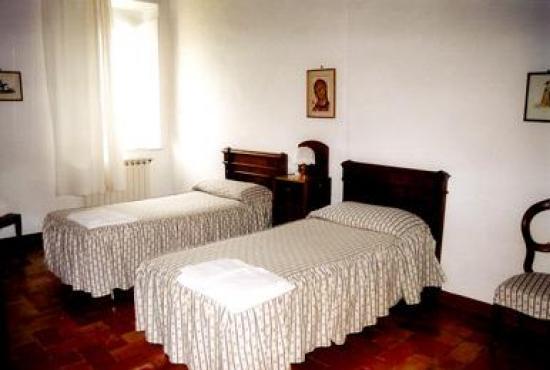 Casa vacanza in San Quirico d'Orcia, Toscana - Camera da letto