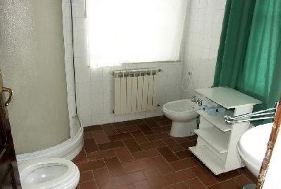 Casa vacanza in San Quirico d'Orcia, Toscana - Sala da bagno