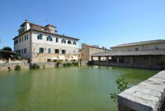 Casa vacanza in San Quirico d'Orcia, Toscana - Bagno Vignoni