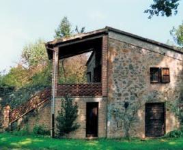 Ferienhaus mit Pool in Toskana in Proceno (Italien)