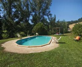 Location de vacances avec piscine en Toscane en Proceno (Italie)
