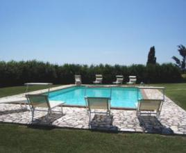 Holiday house in Celle sul Rigo with pool, in Tuscany.