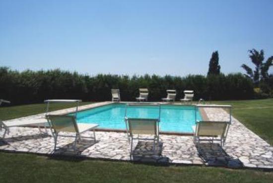 Holiday house in Celle sul Rigo, Tuscany - Swimmingpool