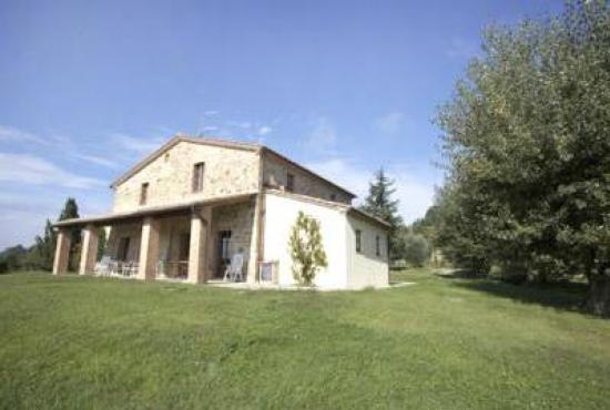 Holiday house in Celle sul Rigo, Tuscany - The house