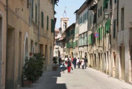Holiday house in Celle sul Rigo, Tuscany - San Quirico d'Orcia