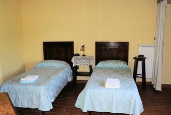 Holiday house in Celle sul Rigo, Tuscany - Bedroom