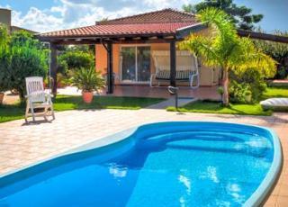 Vakantiehuis met zwembad in Sicilië in Alcamo (Italië)