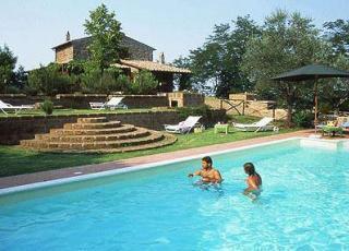 Vakantiehuis met zwembad in Lazio in Vitorchiano (Italië)