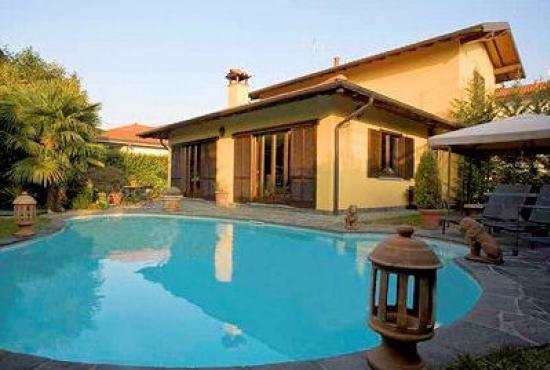 Vakantiehuis in Biganzolo, Piemonte - Het huis